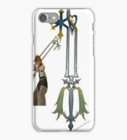 keyblade iPhone Case/Skin