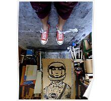 orbit in the studio Poster