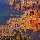 Canyon Sunset by Harry Oldmeadow