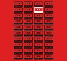 Leonard's Cassette Tapes by KDGrafx