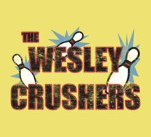The Wesley Crushers by KDGrafx