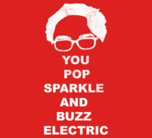 You Pop Sparkle And Buzz Electric Kids Clothes