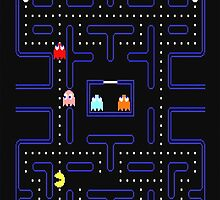 PAC MAN by georgewaterhous
