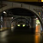 Under the bridge by renekisselbach