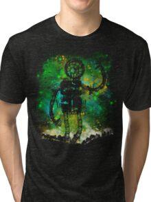 mad robot Tri-blend T-Shirt