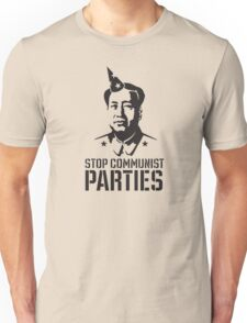 Stop communist parties Unisex T-Shirt