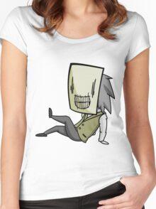 Solomon - Chibi Women's Fitted Scoop T-Shirt