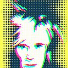 Ghostly Andy Warhol by Celticana