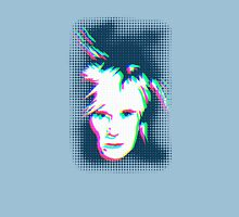 Ghostly Andy Warhol Unisex T-Shirt