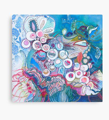 Aquatic Soul Dance Canvas Print