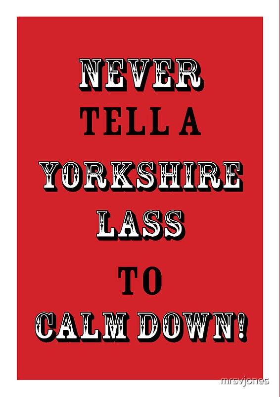 Yorkshire sayings funny
