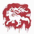 TGR - Amaterasu T-shirt by That Game  Referencing Clothing Company