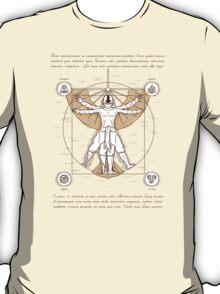 Vitruvian Aang T-Shirt