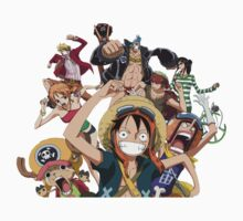 Magiwara crew one piece by VirtualMan