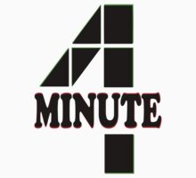 ㋡♥♫Hot Fabulous K-Pop Girl Group-4Minute Clothing & Stickers♪♥㋡ Kids Clothes
