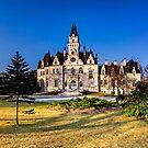 Budmerice Castle - IV by Zoltán Duray