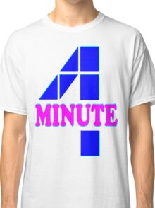 ㋡♥♫Hot Fabulous K-Pop Girl Group-4Minute Clothing & Stickers♪♥㋡ Classic T-Shirt