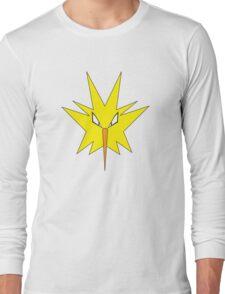 Pokemon - Zapdos Long Sleeve T-Shirt