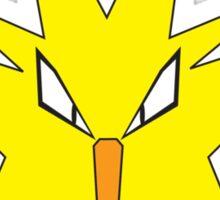 Pokemon - Zapdos Sticker