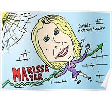 yahoo tumblr pdg marissa mayer webcomic Poster