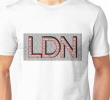 London Boroughs LDN Unisex T-Shirt