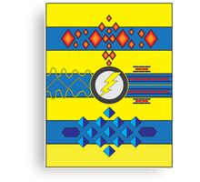 Earthbound Poster Canvas Print