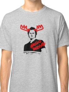 Hello Moose! Classic T-Shirt