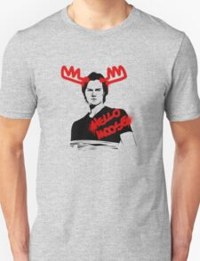 Hello Moose! Unisex T-Shirt