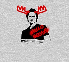 Hello Moose! Womens Fitted T-Shirt