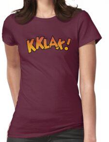 Kklak! Womens Fitted T-Shirt