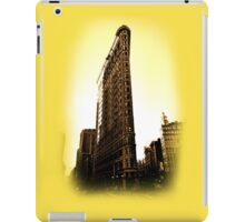 TRIANGLE BUILDING iPad Case/Skin