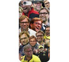Jurgen Klopp iPhone Case/Skin