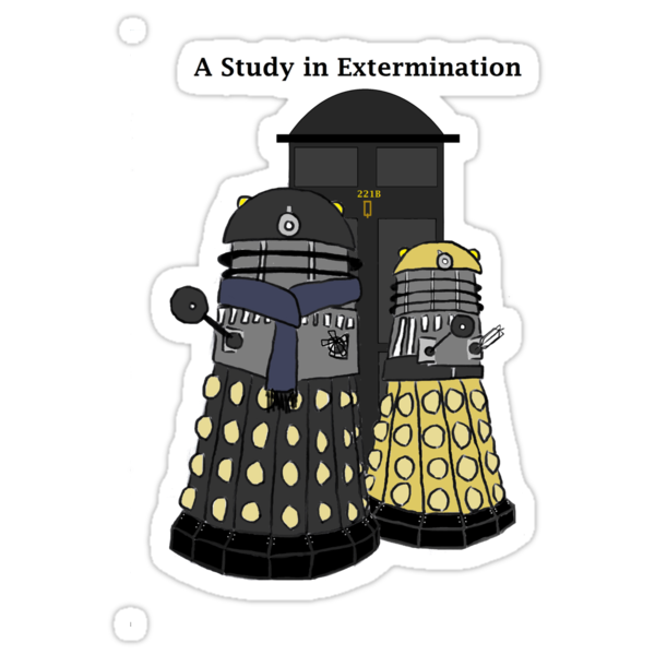 A Study in Extermination by FandomForever