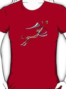 Ibizan Hound Butterflies T-Shirt
