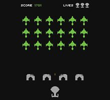 Star Trek Space Invaders Unisex T-Shirt