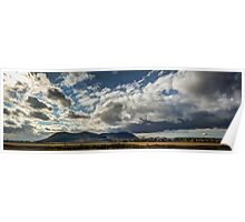 A sea of clouds Poster