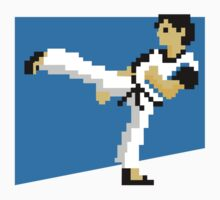 Kung-Fu Master T-Shirt - Inspired by Kung-Fu  by gamespired