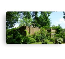 Rosenthal House Canvas Print