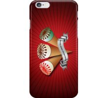 Blood and Ice Cream Trilogy iPhone Case/Skin