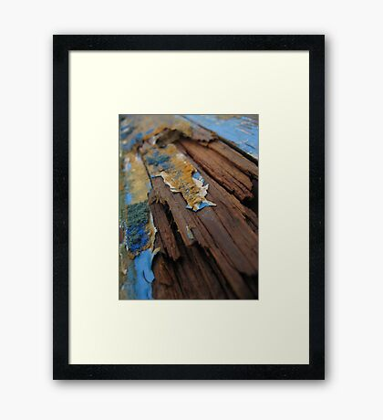 Out of Myself Framed Print