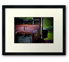 Allure of Decay Framed Print