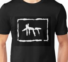 Dog in the Yard Unisex T-Shirt