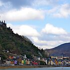The Beauty Of Cochem by Jeannie  Mazur