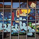 Reflected Art by David W Bailey