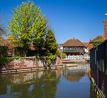 West Mills Newbury by mlphoto