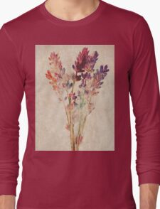 The One With The Herbs Long Sleeve T-Shirt