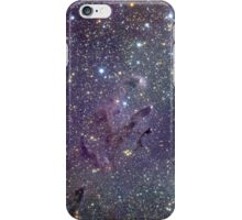 Pillars of Creation Near Infrared iPhone Case/Skin