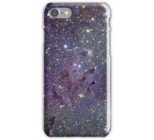 Pillars of Creation Near Infrared iPhone Case/Skin