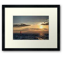 Return to Inishmore Framed Print