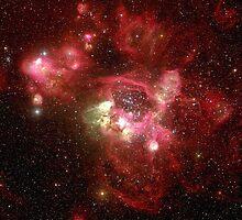 Large Magellanic Cloud by Jarriet